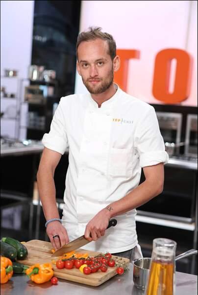 Jérémy Moscovici, 26 ans, Paris, chef au Pollop