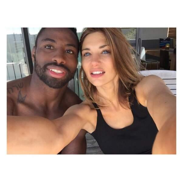 Ariane Brodier est en amour avec un rugbyman : Fulgence Ouedraogo.