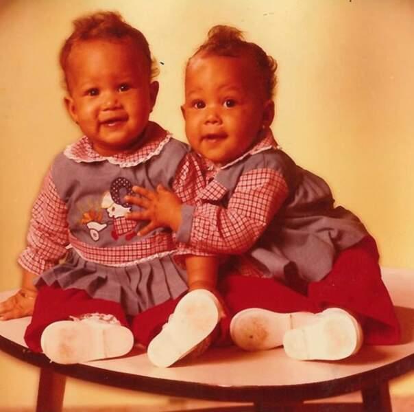 Tia et Tamera Mowry sont nées le 6 juillet 1978...