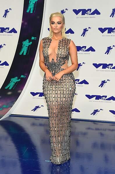 Bebe Rexha avait sorti son plus beau rideau