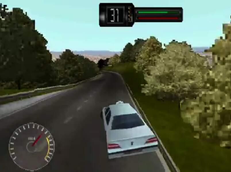2000 - Taxi 2 (PC, PlayStation et Dreamcast)