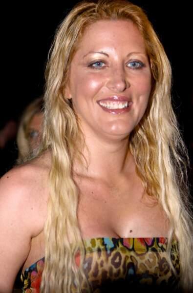 Loana à Cannes en mai 2009