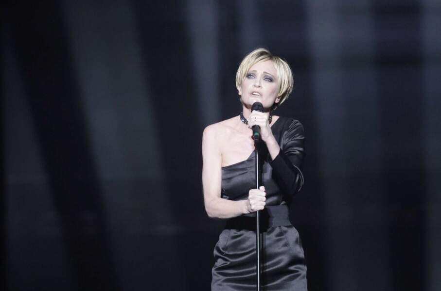 """L'année d'après, Patricia Kaas chante pour la France avec """"Et s'il fallait le faire"""""""