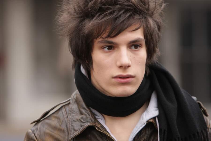 Maël, l'amoureux de Lola dans le film, alias Jérémy Kapone