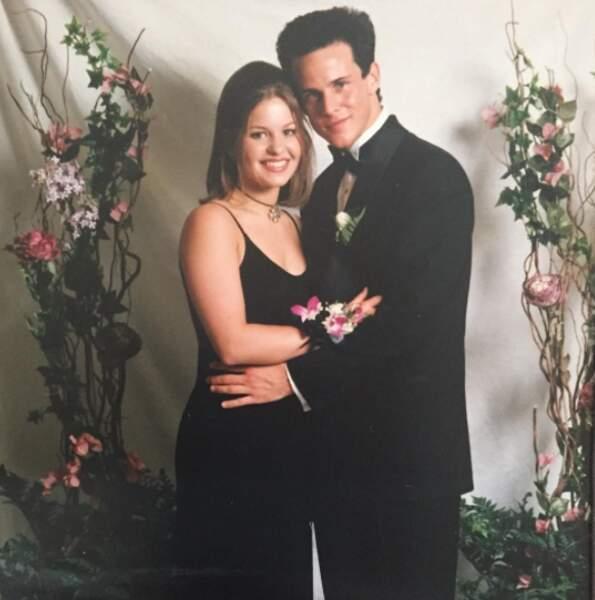 Saviez-vous qu'à l'époque, Candace Cameron était allée à son bal de promo avec Scott Weinger (Steve) ?
