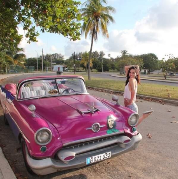 ...à Cuba...