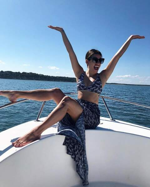 Et que vous avez autant la pêche que Lea Michele, très heureuse d'avoir 32 ans depuis mercredi.