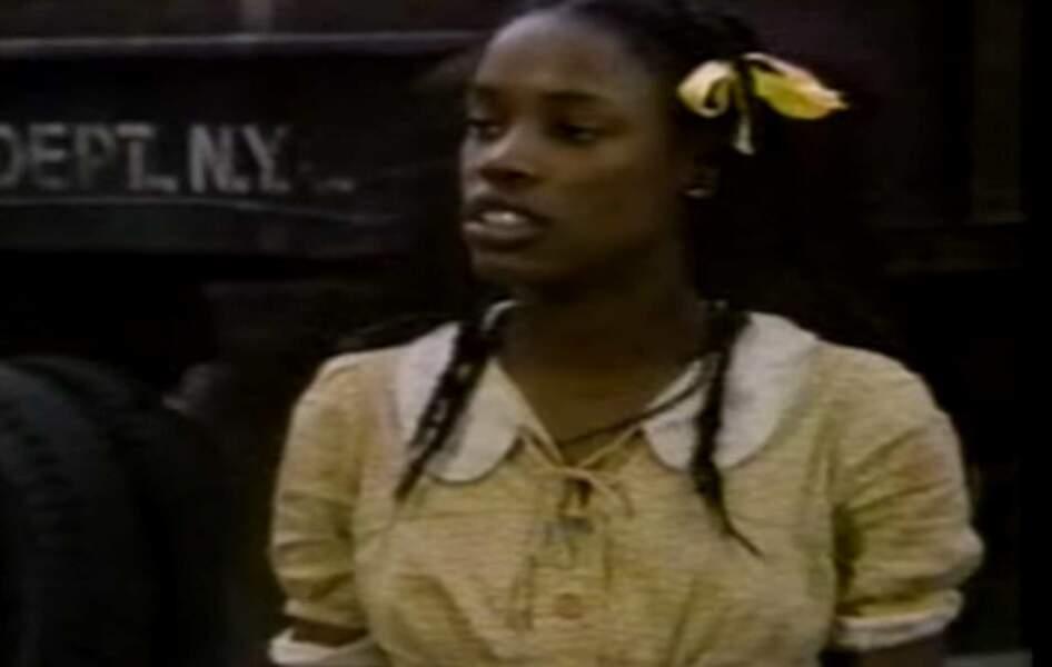 """Charlayne Woodard est """"Cindy"""" dans une adaptation de Cendrillon avec uniquement des acteurs afro-américains en 1978"""