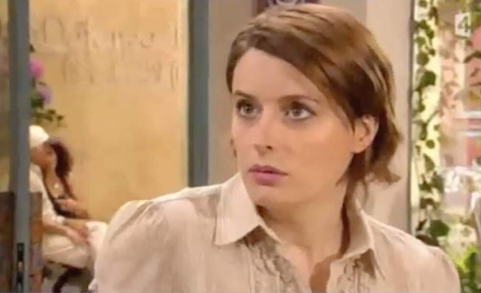 Dans la famille Torres voici la fille, Luna, interprétée par Anne Decis depuis 2004
