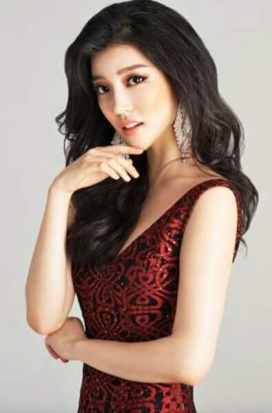 Miss Corée, Hyun WANG