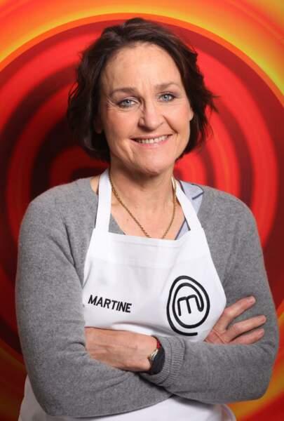 Martine de MasterChef 3