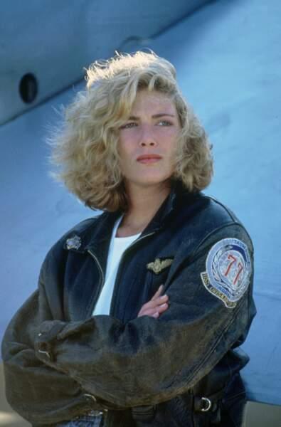 Kelly McGillis, atout charme de Top Gun