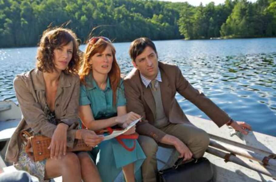L'Amour aller-retour (TV 2008) : avec Ingrid Mareski et Frédéric Quiring