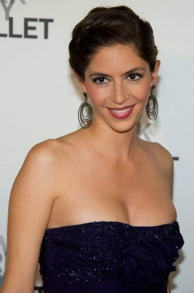 Actrice, réalisatrice, metteuse en scène : elle cumule les talents !