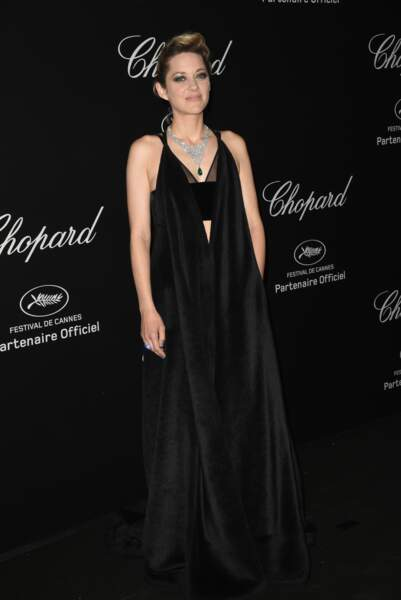 Marion Cotillard, belle et radieuse