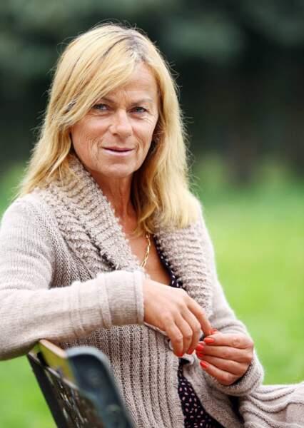 Françoise, 52 ans, est éleveuse de poneys.