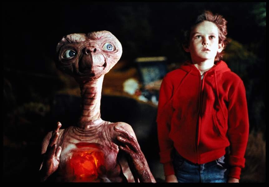 8- E.T. (1982) de Steven Spielberg