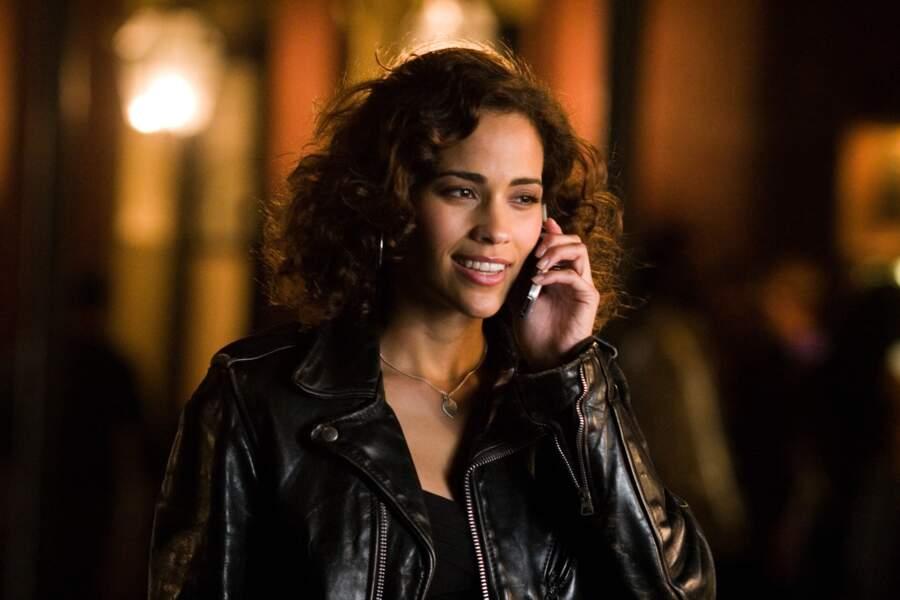 Future victime d'une catastrophe dans le thriller Déjà vu (2006).