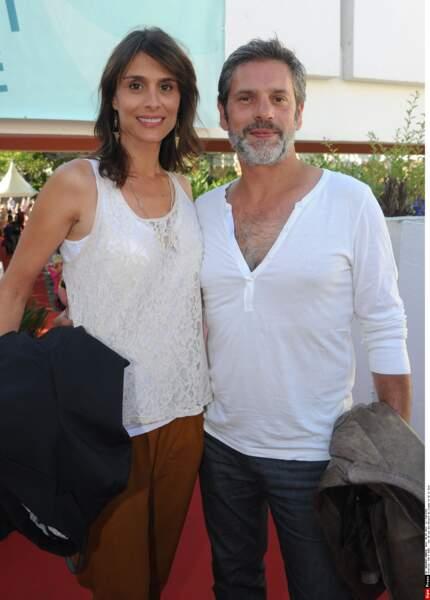 Avy Marciano (Sacha Malkavian) et Diane Robert (Caroline Fava) sont parents de deux enfants
