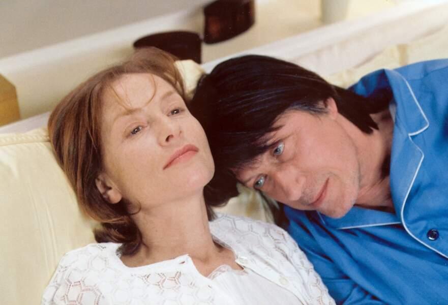 Isabelle Huppert et Jacques Dutronc jouent un jeu dangereux (Merci pour le chocolat)