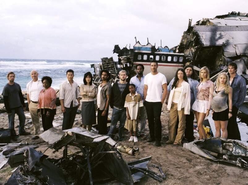 Dire que le premier épisode de Lost a été diffusé le 22 septembre 2004 ! Cela ne nous rajeunit pas