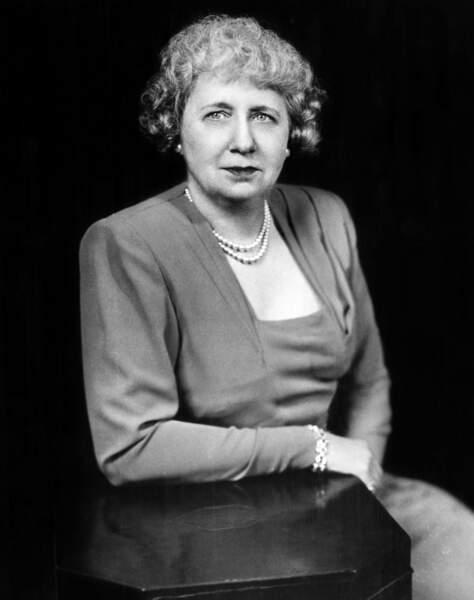 Bess Truman a été First Lady de 1945 à 1953 et est celle qui a vécu le plus longtemps (elle est morte à 97 ans)