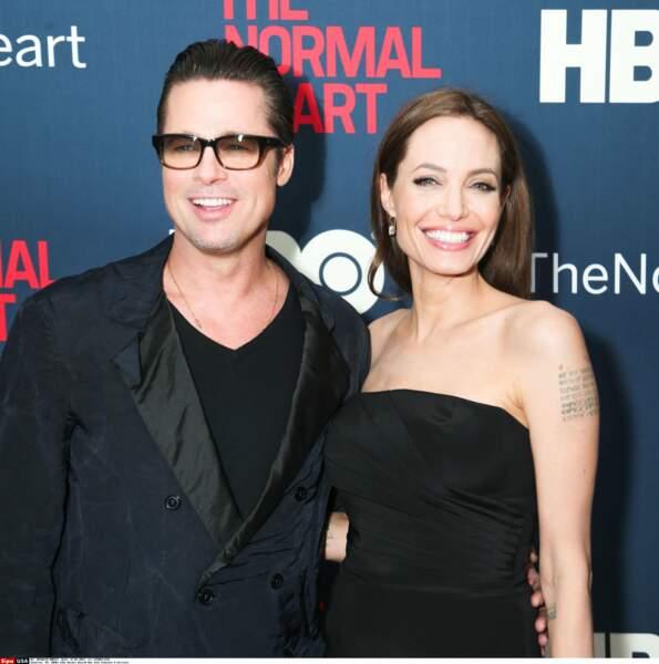 Le couple, l'un des plus puissants d'Hollywood, se marie en 2014