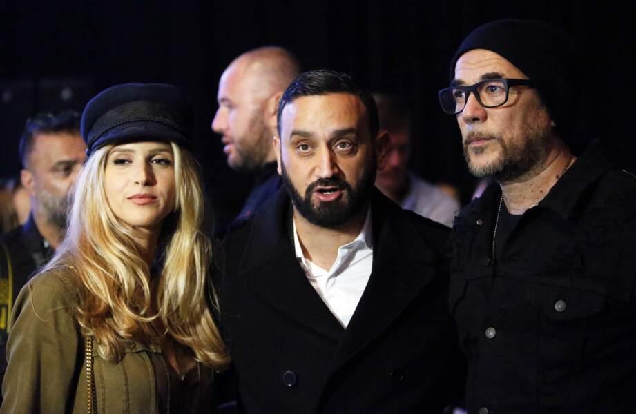 L'animateur star de C8 a aussi croisé Pascal Obispo et sa femme Julie Hantson