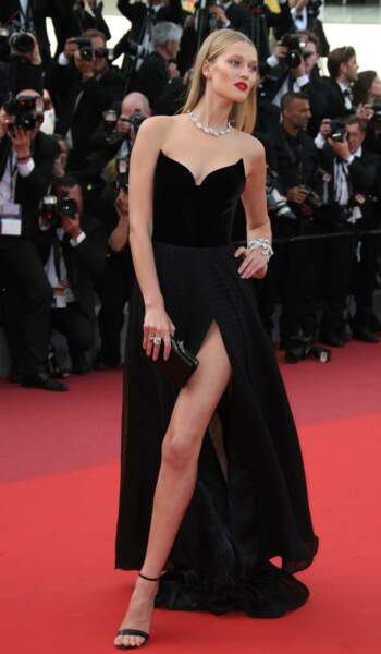 Toni Garrn, une des (nombreuses) ex de Leonardo DiCaprio