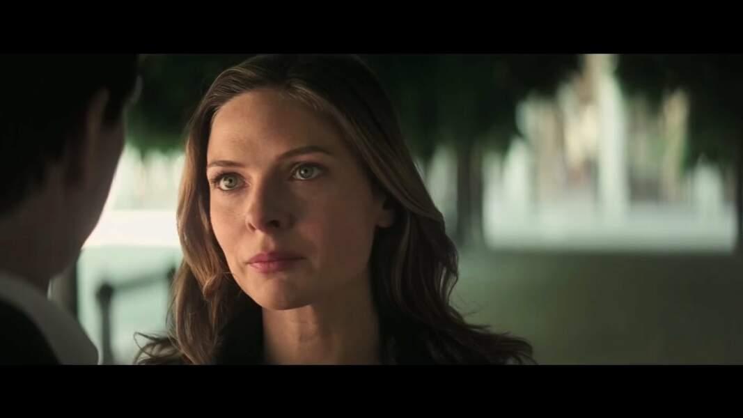 Rebecca Fergusson est le personnage de Ilsa Faust, espionne britannique trouble et physique.