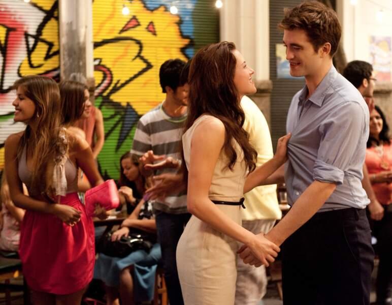 Bella et Edward, plus amoureux que jamais