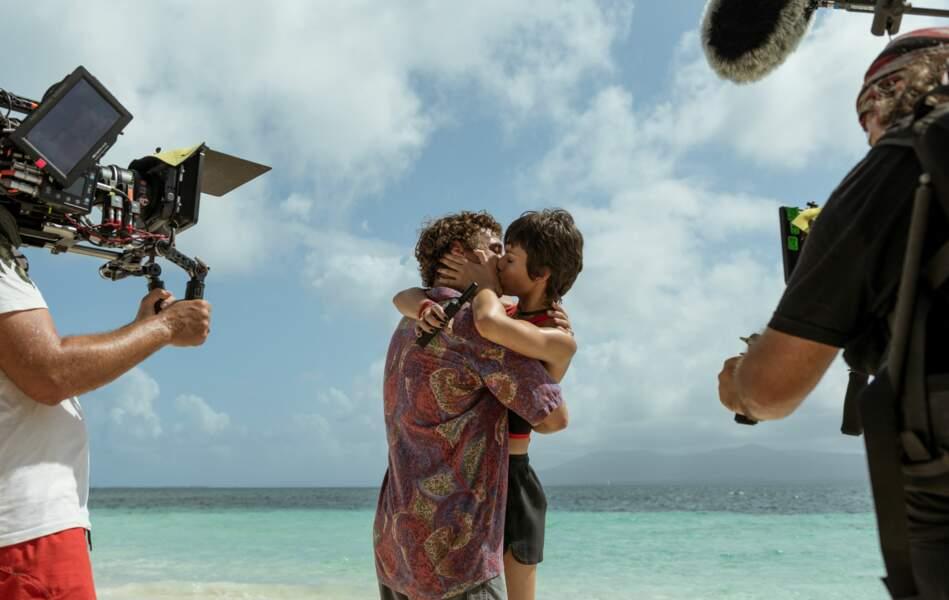 """Au début de la saison 3, c'est un peu """"l'amour à la plage"""" pour Tokyo et Rio"""