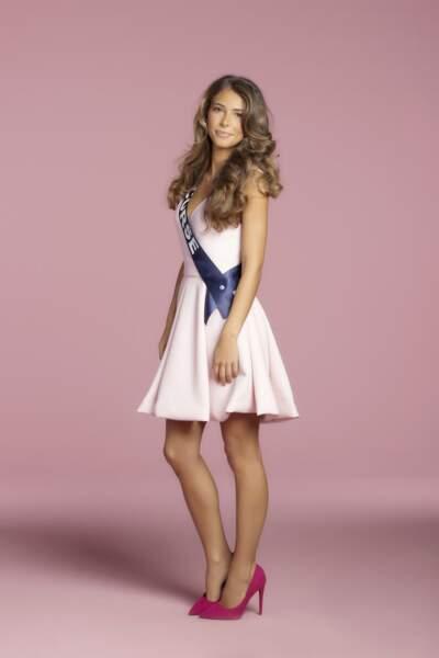 Eva Colas, Miss Corse
