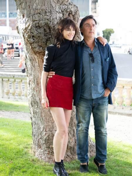 Charlotte Gainsbourg et Yvan Attal tiennent les rôles principaux du film