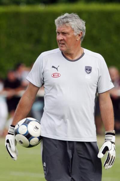L'ancien gardien de l'équipe de France de football, Dominique Dropsy, est mort à l'âge de 63 ans.
