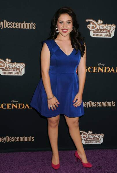 "Brenna D'Amico semble moins ""coincée"" que son personnage."