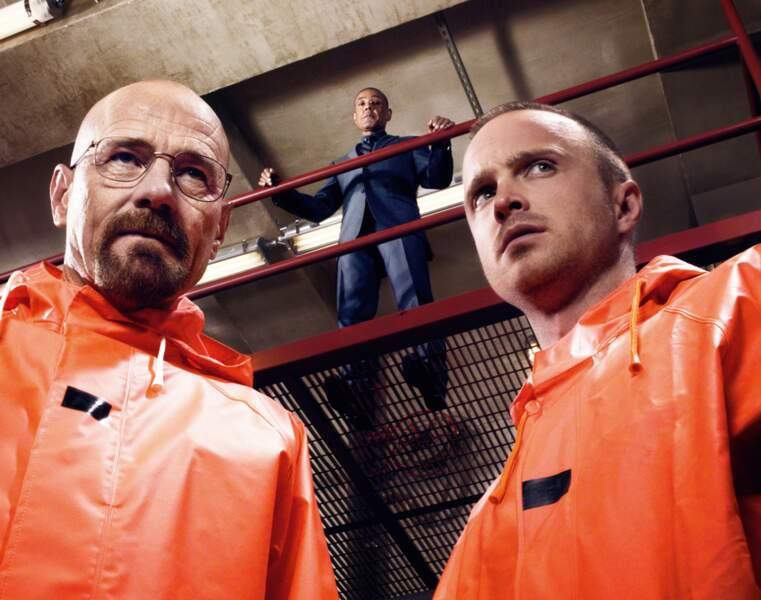 Mais Jesse et Walter ont un patron : Gustavo Fring