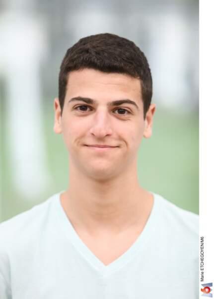 Lior, 17 ans, est bachelier
