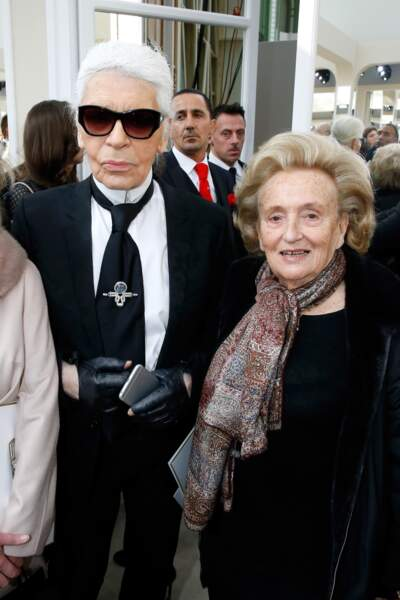 ... ou Bernadette Chirac