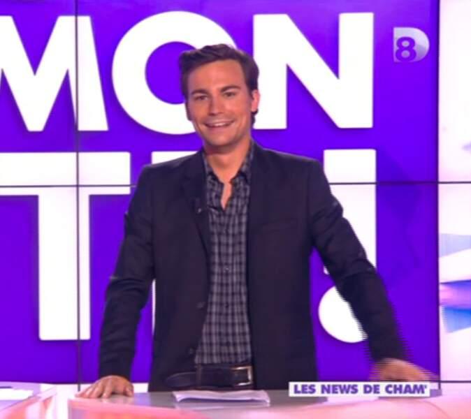 """Dans la catégorie """"carreaux"""" : Bertrand Chameroy, classe en carreaux"""