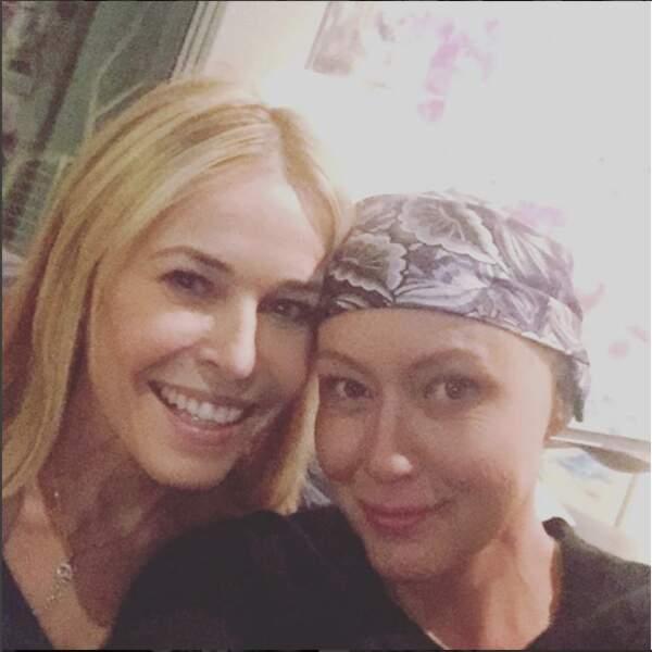 En 2015, l'actrice a annoncé être malade d'un cancer du sein