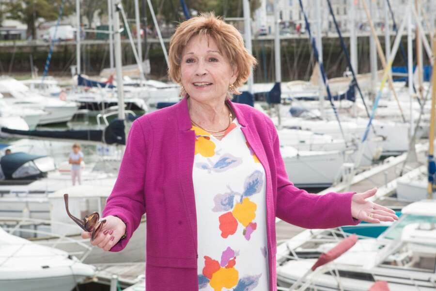 Marion Game, maman de Jean-Paul Boher, pendant toute la saison 6