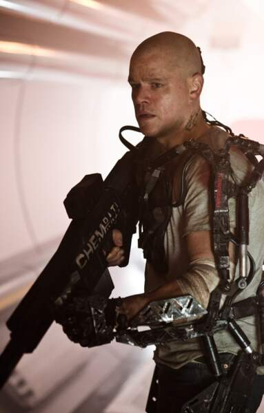 Elysium, avec Matt Damon, sortira le 14 août
