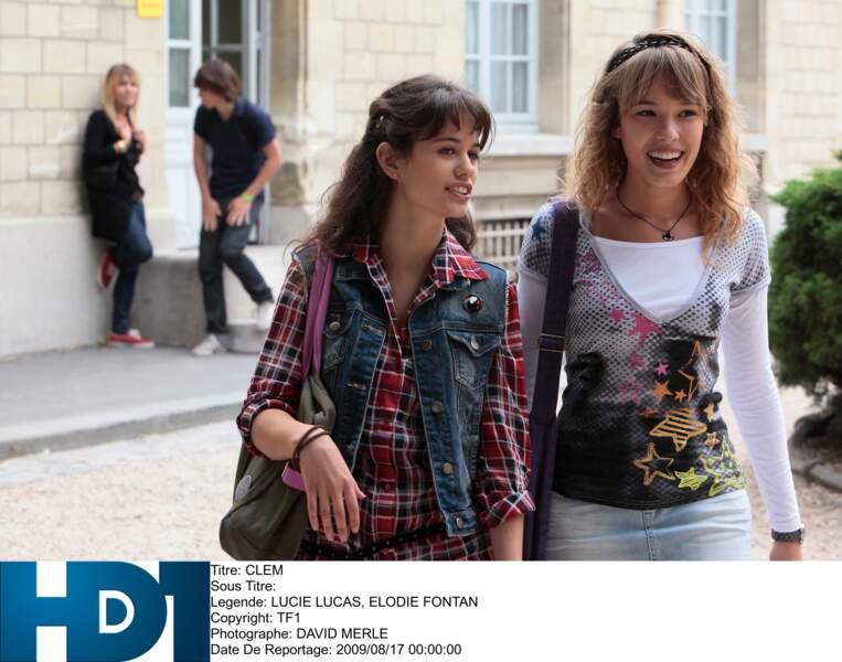 En 2010, TF1 propose le téléfilm Clem. Le succès est tel que la chaîne développe une série !