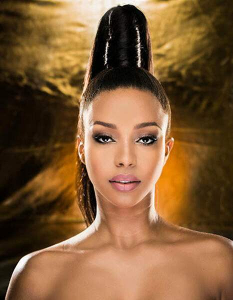 Cherell Williamson, Miss Bahamas