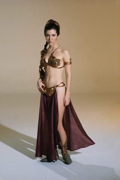 Le Retour du Jedi : un bikini sexy devenu culte (1986)