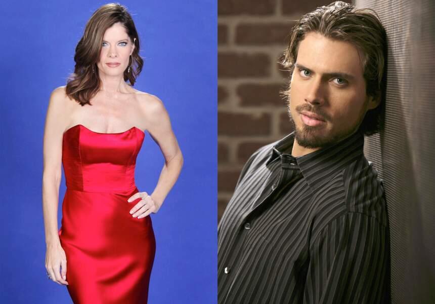 L'adultère est fréquent dans Les Feux de l'Amour, mais l'histoire de Nick et Phyllis fit couler beaucoup d'encre.