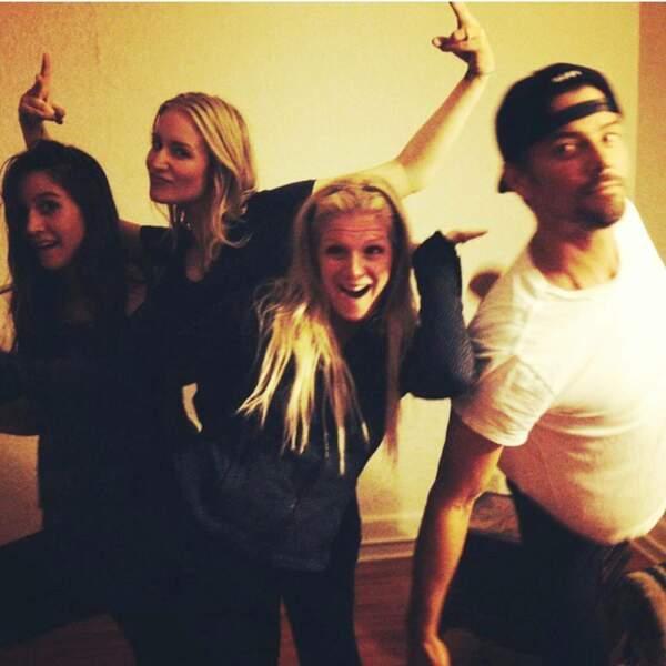 Josh Duhamel a grandi dans une famille très féminine