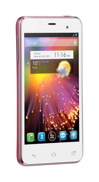 Alcatel One Touch Star : un smartphone très accessible