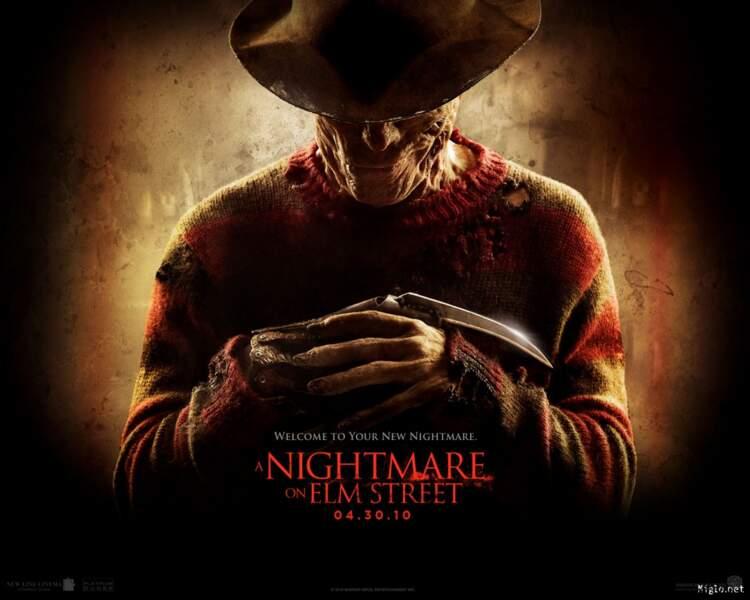 """N°6 : """"Freddy les griffes de la nuit"""" (118 calories), réalisé par l'un des maîtres du genre, Wes Craven"""